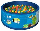 Детский бассейн ROMANA Подводный мир (ДМФ-МК-02.50.00)