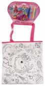 MultiArt Набор для росписи сумки Единорог (ST-046-UN)