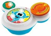 Интерактивная развивающая игрушка Chicco Барабан
