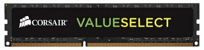 Оперативная память 4 ГБ 1 шт. Corsair CMV4GX3M1C1600C11