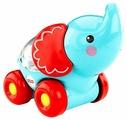 Каталка-игрушка Fisher-Price Зверюшка с прыгающими шариками (BGX29) со звуковыми эффектами