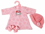 Zapf Creation My Little Baby Annabell Платье, шапочка и босоножки 701-843