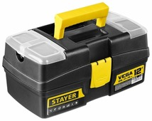 Ящик с органайзером STAYER Vega 38105-13_z03 29x17x14 см 12''