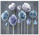 Фотообои флизелиновые Design Studio 3D Загадочные цветы 3х2.7м
