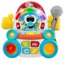 Интерактивная развивающая игрушка Chicco Караоке