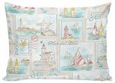 Комплект наволочек Сказка Морской пейзаж на молнии, перкаль 50 х 70 см