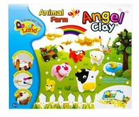 лепка Donerland Angel Clay Animal Farm AA12051