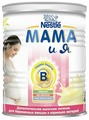 Молочная смесь для беременных женщин и кормящих матерей Мама и я (Nestlé) 400 г