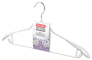 Вешалка Valiant Металлическая с резиновым покрытием 213R10