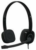 Компьютерная гарнитура Logitech Stereo Headset H151