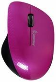 Мышь SmartBuy SBM-309AG-I Pink USB