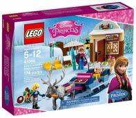 Конструктор LEGO Disney Princess 41066 Анна и Кристоф в санях