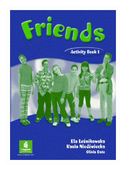 "Date Olivia ""Friends 1. Activity Book"""