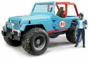 Внедорожник Bruder Jeep Cross Counrty Racer (02-541) 29 см
