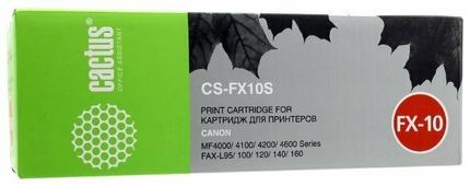 Картридж cactus CS-FX10S