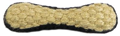 Косточка для собак Ankur джутовая 11х2,5 см