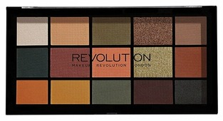 REVOLUTION Палетка теней Re-Loaded Palette
