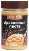 Corleto Арахисовая паста Хрустящая