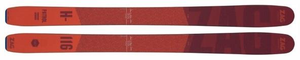 Горные лыжи ZAG H116 (19/20)