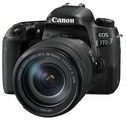 Зеркальный фотоаппарат Canon EOS 77D 18-135 IS STM.