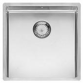Интегрированная кухонная мойка Reginox New York 40x40 (L)