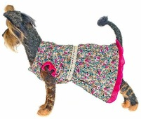 Платье для собак HappyPuppy Молли M