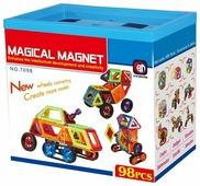 Магнитный конструктор Xinbida Magical Magnet 7098-98