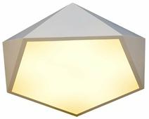 Люстра Максисвет Панель 1-7302-WH Y LED