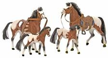 Фигурки Melissa & Doug Collectible Horse Family 2238