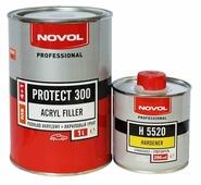 Грунт-наполнитель NOVOL PROTECT 300 4+1 (MS), 2 шт.