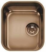Врезная кухонная мойка smeg UM34 36х42см нержавеющая сталь