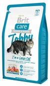 Корм для кошек Brit Care Tobby беззерновой, с уткой, с курицей