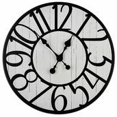 Часы настенные кварцевые Xiamen Titosh с крупными цифрами