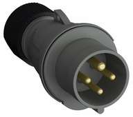 Вилка силовая (CEE) кабельная переносная ABB 2CMA101961R1000