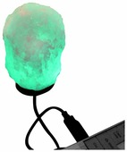 Солевая лампа Wonder Life Скала (usb)