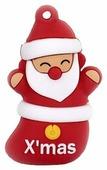 Флешка SmartBuy X'mas series Santa