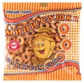 Сушки Невская Сушка Мини со вкусом сыра 200 г