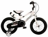 Детский велосипед Royal Baby RB16B-6 Freestyle 16 Steel