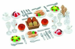 Игровой набор Sylvanian Families Ужин 2818/4717