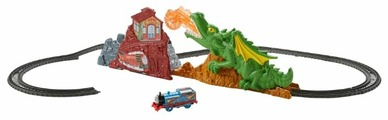 "Fisher-Price Стартовый набор ""Побег от дракона"", серия TrackMaster, FXX66"