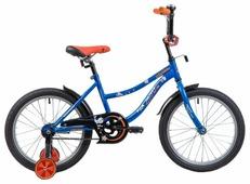 Детский велосипед Novatrack Neptune 18 (2019)