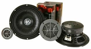Автомобильная акустика DLS RC6.3
