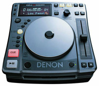 DJ CD-проигрыватель Denon DN-S1000DJ