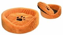 Лежак для кошек, для собак Zoo-M Lisa (9332) 50х50х17 см