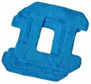 Аксессуар HOBOT запасные чистящие салфетки из микрофибры для 268/288 синие (3 штуки)
