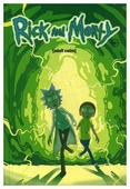 "Горман З. ""Rick and Morty / Рик и Морти. Ч. 1: ""Вабба Лабба даб даб с Уолл-стрит"""""