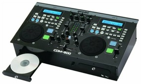 DJ CD-проигрыватель Gemini CDM-500