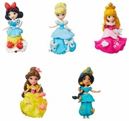 Кукла Hasbro Disney Princess Маленькое королевство, 7.5 см, B5321