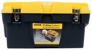 Ящик с органайзером STANLEY Mega Line CantiLever 1-92-911 49.5x26.1x26.5 см