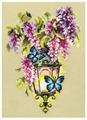 Чудесная Игла Набор для вышивания Свет любви 17 x 23 см (100-043)